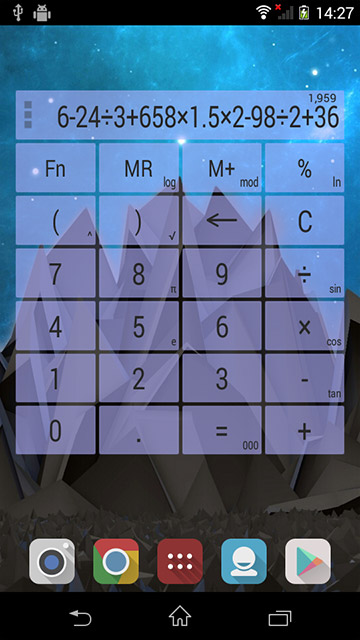 calculator.widget.various.themes-1