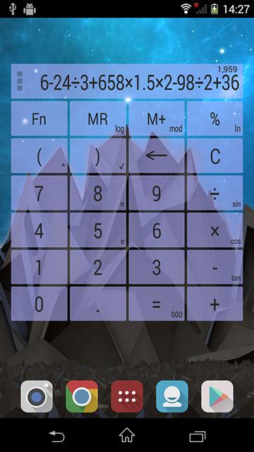 calculator.widget.various.themes-1