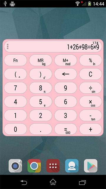 calculator.widget.various.themes-3