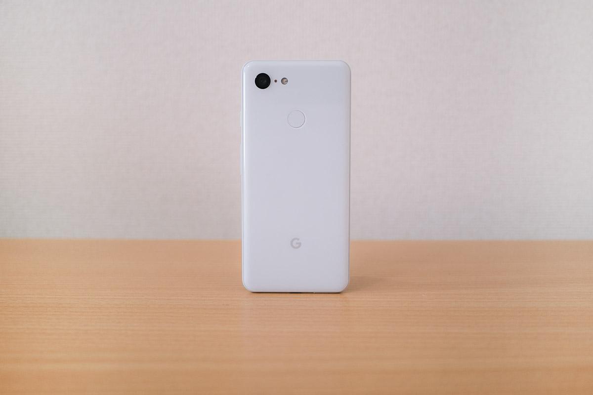 Pixel 3 レビュー すっかり馴染み これからの2年を一緒に歩めるスマートフォン Orefolder